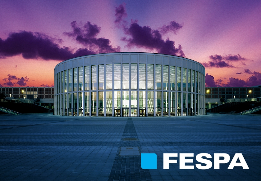 Hall 4.1 / Stand D19 - FESPA Global Print Expo 2018