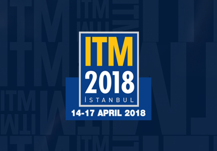 Hall 5 / Stand 511C - ITM 2018 Istanbul (Turkey)